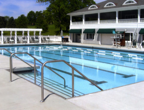 Jj Pool Waveny Park Municipal Swimming Pool New Canaan Ct